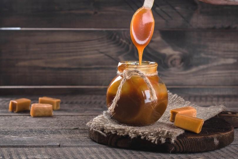 Cadeaux de Noël à faire soi-même : caramel au beurre salé