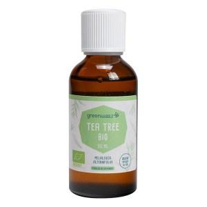Soulager un bouton de fièvre : huile essentielle d'arbre à thé, Greenweez