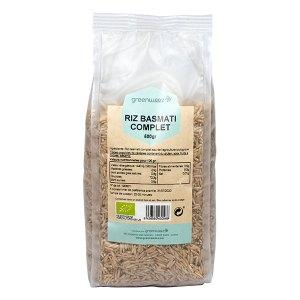 Protéines végétales : riz complet, Greenweez