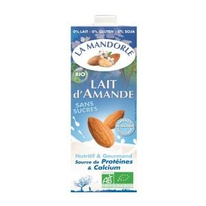Lait d'amande, La Mandorle