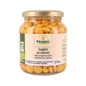 Protéines végétales : lupin, Priméal