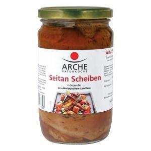 Alimentation vegan : Seitan, Arche