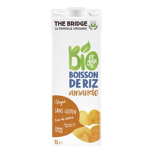 Boisson riz amande, The Bridge