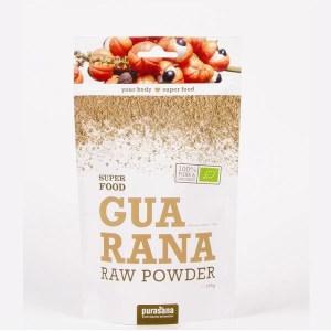 Guarana en poudre, Purasana