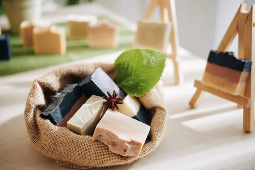 Upcycler les restes de savon