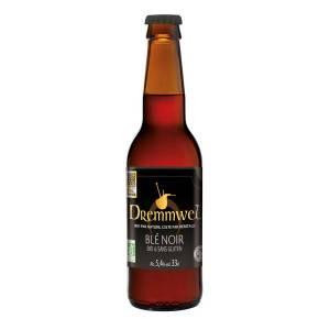 Bière blé noir bio sans gluten, Dremmwel