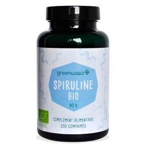 Spiruline bio, Greenweez