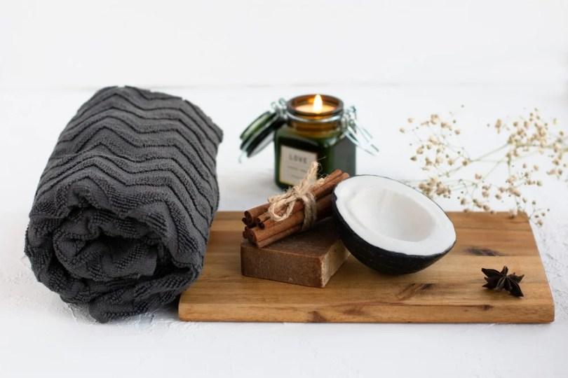 Routine de soin automne : nettoyage