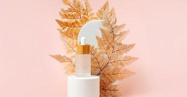 Routine de soin automne