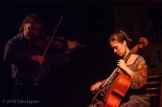 Alasdair Fraser and Natalie Haas