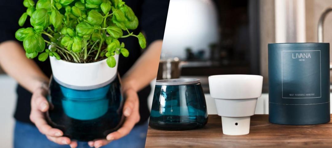 Livana Self-Irrigating Planter by Sbam Design 2