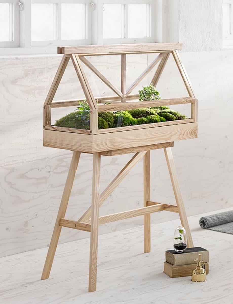 Scandi Greenhouse designed by Atelier 2+
