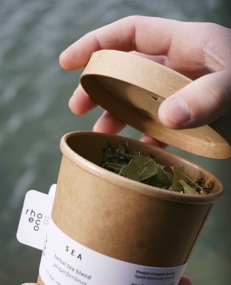 Plantable Packaging from Rhoeco (Tea Makers) 00