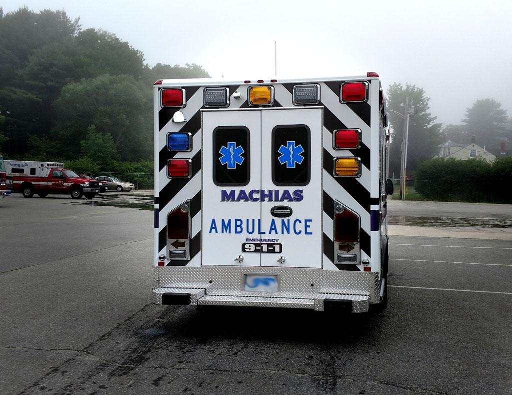 Wheeled Coach Ambulance Wiring Diagram Inverter Machias Me Type Iii Cutaway Greenwood
