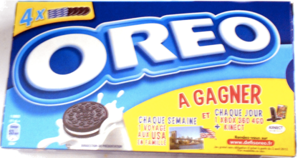 Oreo: Milk's Favorite Cookie, France