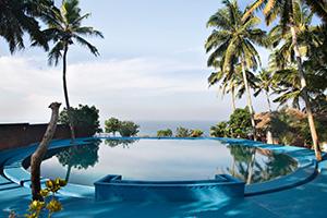Pool på Oceano Eco