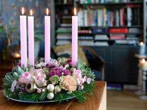 Roze romantiek