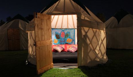 Your L Fest Festival accommodation