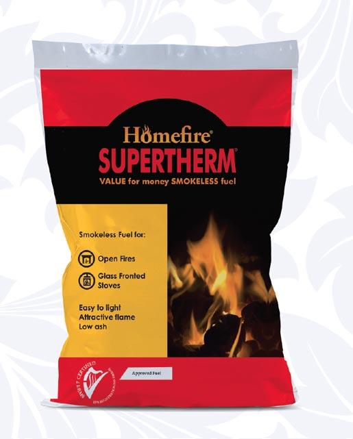 Homefire Supertherm Premium