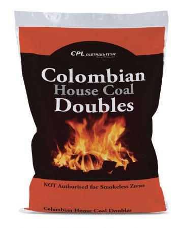 Colombian Coal Doubles 50kg