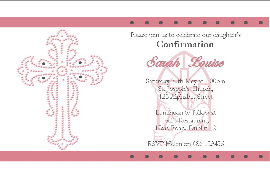 Personalised Invitations Online