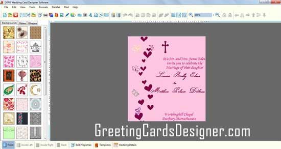 Wedding Invitations Card Maker By Vcsapps Wedding Gallery