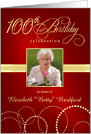 100th birthday invitations from