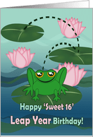 leap year birthday cards from greeting