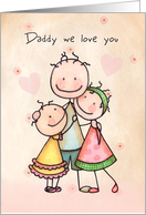 Birthday Cards For Dad From Daughter From Greeting Card Universe