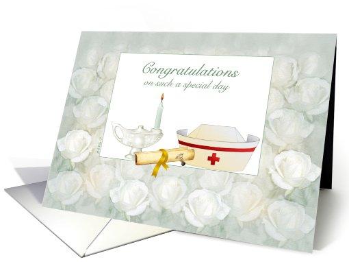 Nurse GraduationPinning Ceremony Card 744230