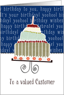 Birthday Cards For Customers From Greeting Card Universe