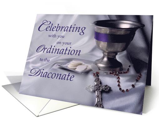 Deacon Ordination Congratulations Christian Ordained