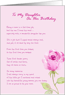 Birthday Cards For Daughter From Greeting Card Universe
