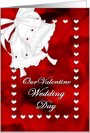 Wedding Supplies Lace Flower Invitation Valentine Bouquet Card Express Multi