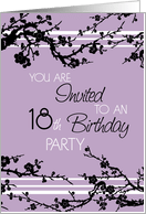 18th birthday invitations from greeting
