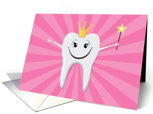 Congratulations On Losing Your First Tooth Card 670229