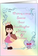 Birthday Cards For Great Granddaughter From Greeting Card Universe