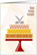 Birthday Cards For My Hairdresser From Greeting Card Universe