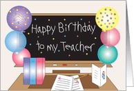 Birthday Cards For Teacher From Greeting Card Universe