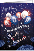 Birthday On Fourth Of July Cards From Greeting Card Universe