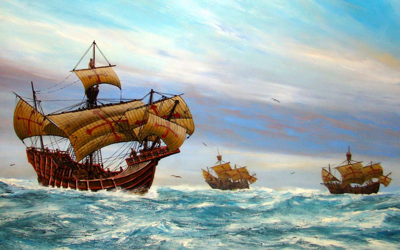 Happy Columbus Day Hd Wallpaper Photos Cover Pictures