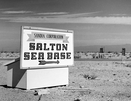 Salton Sea Test Base