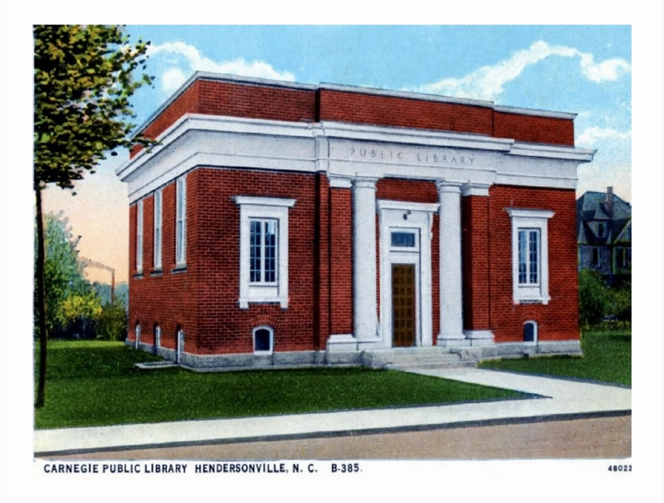 Henderson County Carnegie Library