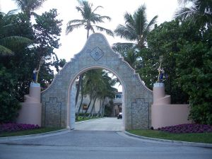 Mar-a-Lago - Marjorie Merriweather Post's Fantasy Mansion, photo by Ebyabe, Wikimedia Commons