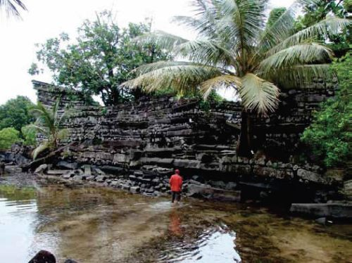 Nandowas Islet World Heritage Centre International Scientific Committee on Archaeological Heritage Management (ICAHM) Report - The Mystery of Nan Madol – Greetings from the Past