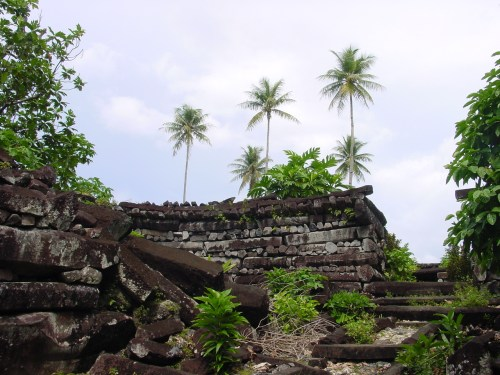 Ruins of Nan Madol in Pohnpei - The Mystery of Nan Madol – Greetings from the Past