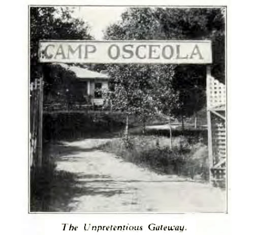The Unpretentious Gateway to Camp Osceola