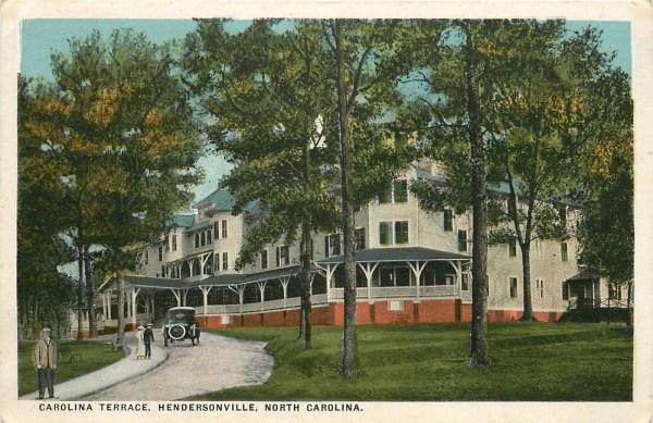 Carolina Terrace, Hendersonville, NC - Hotel Wheeler – Hendersonville, NC