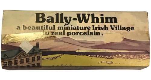 Wade's Irish Village, Bally-Whim - Wade Whimsey Villages