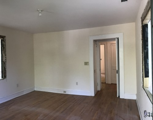 Upstairs Bedroom - Leslie K. Singley House, Druid Hills
